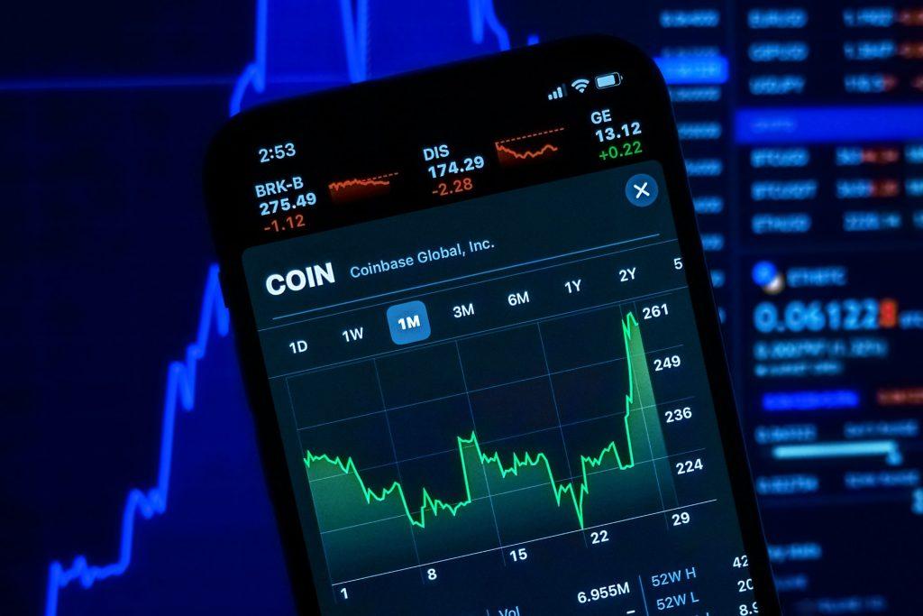Coinbase : Son histoire et son évolution