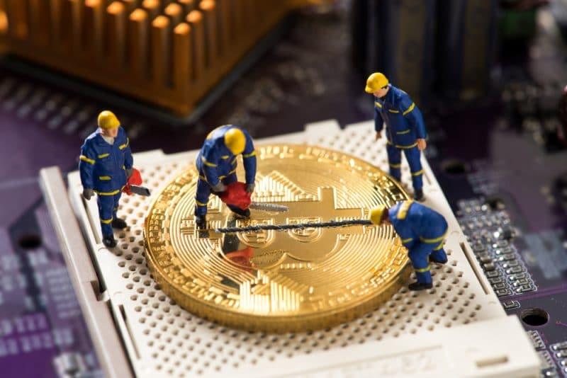 Minage de cryptomonnaie - Savoir valider les transactions de la blockchain